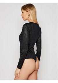 Czarna bluzka body Guess