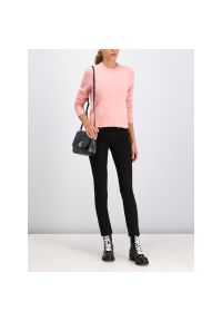 Różowy sweter Calvin Klein Jeans