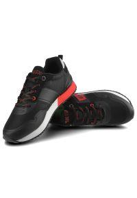 Big-Star - Sneakersy BIG STAR HH274519 Czarny. Kolor: czarny #9