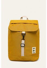 Lefrik - Plecak. Kolor: żółty