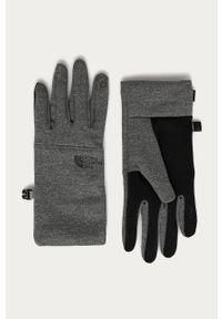 Szare rękawiczki The North Face