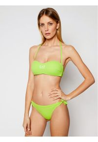 Zielone bikini EA7 Emporio Armani