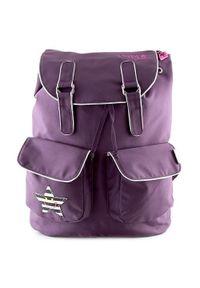 Top Model Topowy model plecaka, fioletowy. Kolor: fioletowy