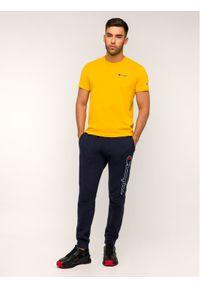 Żółty t-shirt Champion #6