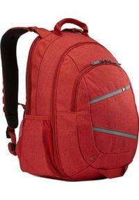 """Plecak Case Logic CASE LOGIC Berkley II Plecak na laptopa 15,6"""", czerwony uniwersalny. Kolor: czerwony"""