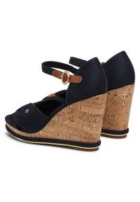 Niebieskie sandały Wrangler