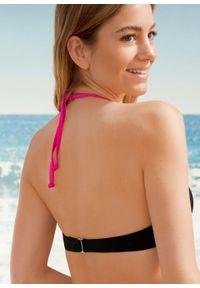 Bikini (2 części), przyjazne dla środowiska bonprix Bikini 2cz prz.dla środ. Kolor: czarny. Materiał: materiał