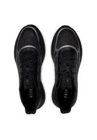 Adidas - Buty adidas - Supernova + M FX6649 Cblack/Cblack/Ironmt. Zapięcie: sznurówki. Kolor: czarny. Materiał: materiał. Szerokość cholewki: normalna. Sport: bieganie