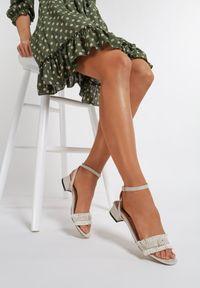 Beżowe sandały Renee