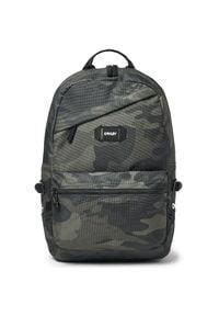Oakley plecak miejski Street Backpack Core Camo Os. Kolor: zielony. Styl: street