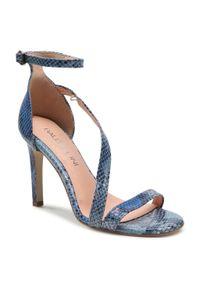 Niebieskie sandały Baldaccini