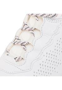 ecco - Sneakersy ECCO - St.1 Lite W 83731350874 White/White. Okazja: na co dzień. Kolor: biały. Materiał: skóra, materiał. Szerokość cholewki: normalna. Styl: casual