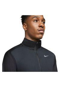 Koszulka męska do biegania Nike Dri-0Fit Element CU6073. Materiał: włókno, poliester, materiał, elastan. Technologia: Dri-Fit (Nike)