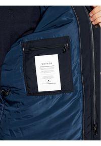 Niebieska kurtka zimowa Pierre Cardin #6