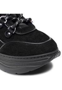 Czarne botki Stokton