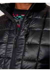 Quiksilver Kurtka puchowa Release EQYJK03551 Czarny Regular Fit. Kolor: czarny. Materiał: puch