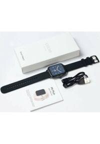 Colmi - Smartwatch COLMI P8 Plus Czarny. Rodzaj zegarka: smartwatch. Kolor: czarny. Styl: casual