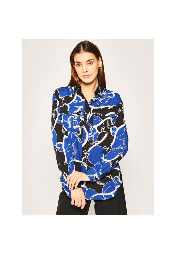 Niebieska koszula Lauren Ralph Lauren