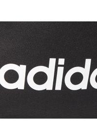 Adidas - Plecak adidas - Lin Clas Bp Day GE5566 Black/Black/White. Kolor: czarny. Materiał: materiał