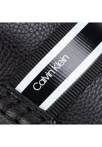 Czarne mokasyny Calvin Klein