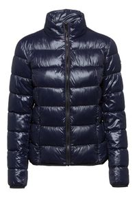 Niebieska kurtka zimowa Hugo