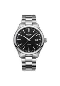 Szary zegarek ROTARY elegancki
