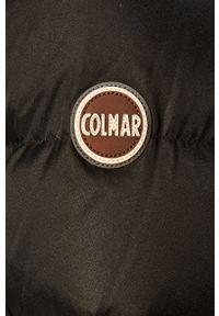 Czarna kurtka Colmar casualowa, bez kaptura