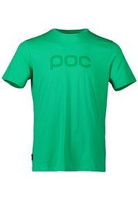 POC Koszulka męska T-SHIRT TEE Emerald Green