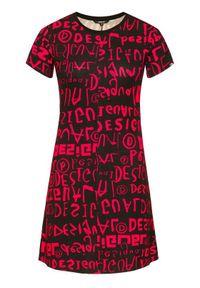 Czarna sukienka Desigual