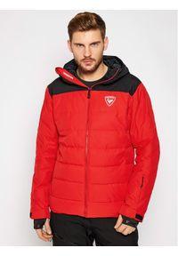 Czerwona kurtka zimowa Rossignol