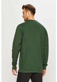Zielona bluza nierozpinana Vans bez kaptura, casualowa, z nadrukiem #5