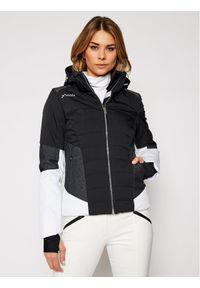Phenix Kurtka narciarska Dianthus ESA82OT65 Czarny Regular Fit. Kolor: czarny
