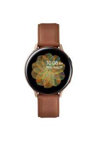 Różowy zegarek SAMSUNG smartwatch, elegancki