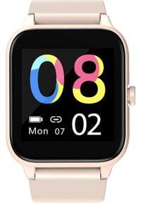 Smartwatch Blackview R3 Pro Różowy. Rodzaj zegarka: smartwatch. Kolor: różowy