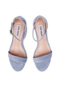 Niebieskie sandały Steve Madden