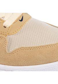 Żółte półbuty Nike z cholewką