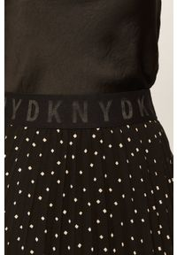 Czarna spódnica DKNY biznesowa, na co dzień