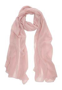 Różowy szalik Cellbes