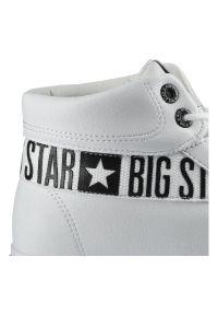 Big-Star - Sneakersy BIG STAR EE174340 Biały. Kolor: biały