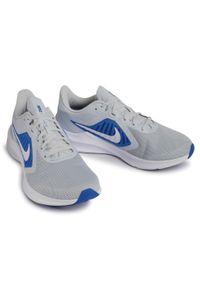 Szare buty do biegania Nike Nike Downshifter