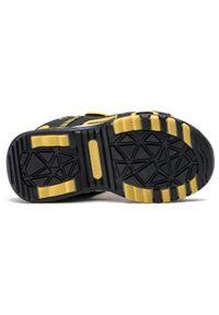 Czarne sandały KangaRoos na lato, klasyczne