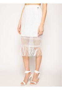 Biała spódnica Guess