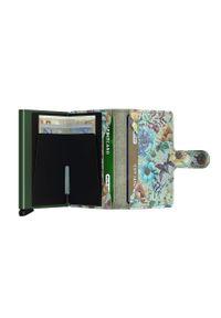 Miętowy portfel Secrid
