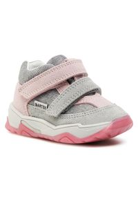 Bartek Sneakersy 71131/JAG Szary. Kolor: szary