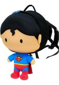 Ridaz Plecak Superman - Liga Sprawiedliwych - Justice League. Wzór: motyw z bajki