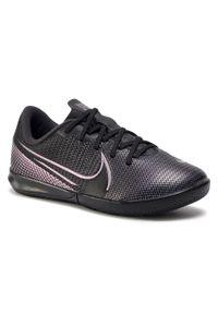 Czarne półbuty Nike z cholewką, casualowe