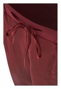 Czerwone spodnie materiałowe Persona by Marina Rinaldi