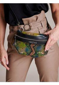 Wielokolorowa torebka FEMESTAGE Eva Minge zdobiona, z aplikacjami #1