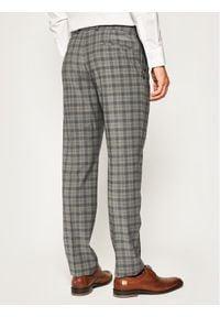 Strellson Spodnie garniturowe 11 Mercer2.012 30020625 Szary Slim Fit. Kolor: szary