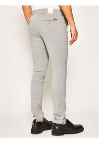 Baldessarini Spodnie materiałowe Sean 17056/000/8865 Szary Modern Fit. Kolor: szary. Materiał: materiał